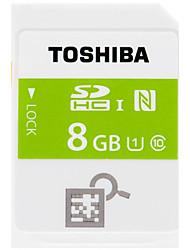 Toshiba 8GB Wifi-SD-Karte Speicherkarte UHS-I U1 Class10 NFC