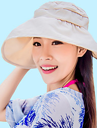 Fashion Summer Bike Riding An Empty Cap Anti - UV Ms. Sun Hat Can Be Folded Hats