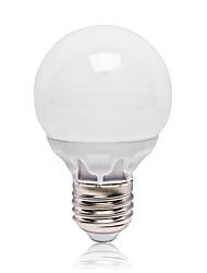 5.5W E26/E27 Lampadine globo LED G50 14 SMD 2835 404 lm Bianco caldo AC 220-240 V 1 pezzo
