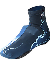 Shoe Covers/Overshoes Bike Breathable Quick Dry Dust Proof Anti-Insect Antistatic Limits Bacteria Protective Women's Men's Unisex Blue