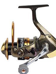 Fishing Reel Spinning Reels 2.6:1 11 Ball Bearings Exchangable General Fishing-AF