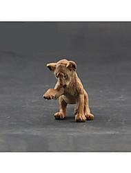 Jeu de Rôle Figurines d'Action & Animaux en Peluche Maquette & Jeu de Construction Jouets Nouveautés Jouets Plastique Bronze Pour Garçons