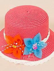 The New Summer Flower Children Baby Summer Hat Hat Men And Women Children Hat