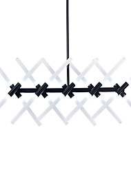 Chandelier   Modern/Contemporary Electroplated Feature for Designers Metal Living Room Dining Room Study Room/Office