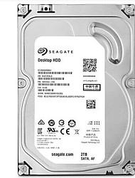 Seagate 2 To Disque dur de bureau 7200rpm SATA 3.0 (6Gb / s) 64Mo cachette 3.5 pouces-ST2000DM001
