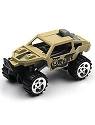 Veículos militares Brinquedos 1:60 Metal Cáqui