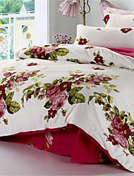Yuxin®Cotton Twill Quilt Cover AB Version of the Quilt Cotton Bedding Bedding Set