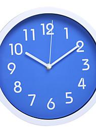 1pc 10 Inch Ultra Quiet Wall Clock Wall Clock Quartz Clock