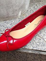 Damen-High Heels-Outddor-KunstlederAndere-Rot