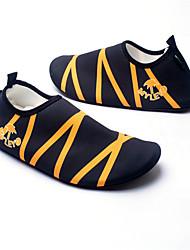 Обувь для плавания Не требуется никаких инструментов Подводное плавание и снорклинг Плавание Лайкра Pезина Желтый Зеленый