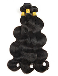 7A Brazilian Virgin Hair Body Wave 3 Bundles Human Hair Weave Virgin  Hair Products 300g