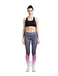 Yoga Ensemble de Vêtements/Tenus Respirable Extensible Vêtements de sport FemmeYoga