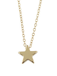 Gold  Silver Color   Necklaces For Women