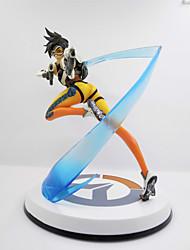 Anime Action-Figuren Inspiriert von Wacht Cosplay PVC 25 CM Modell Spielzeug Puppe Spielzeug