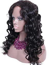 100% Brazilian Full Lace Wig Silk Top Virgin Human Hair Glueless Silk Top Full Lace Wigs Loose Wave With Silk Base