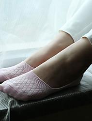 Women Medium Socks,Cotton Spandex