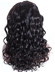 8A Soft Lace Front Human Hair Wigs Body Wave Brazilian Virgin Front Lace Wigs Glueless Virgin Human Hair Wigs with Baby hair