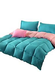 yuxin®larry Klar Samt Federbett Winter Quilt Federsteppdecke Größe für voll / Queen / King