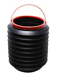 latas de lixo carro melhor caixa de armazenamento bin barril auto dobrar lixo balde de água recipiente presente mágico de viagem