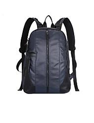 45 L Заплечный рюкзак Защита от пыли Пригодно для носки Черный