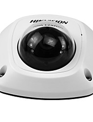 HIKVISION® DS-2CD2532F-IS 3MP IP66 Mini Dome IP Camera(Audio/Alarm IO Motion Detection PoE 10m IR Plug and play Built-in Mic DWDR/3D DNR/BLC IK08)