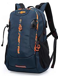 48 L Rucksack Wasserdicht tragbar Schwarz Blau Tarnfarben
