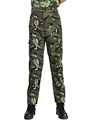 Unisexe Bas Chasse Vestimentaire Matériaux Légers Printemps Eté Automne Camouflage