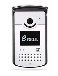 eBELL DBV03P Smart IP Doorbell WiFi Camera 720P Night Vision Motion Detection