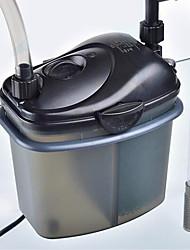 filtro de aquário silencioso 3w 200l / h ac 220-240V