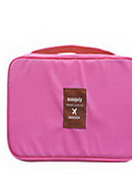 Cosmetic Bag Solid Others Others PU Blue Pink Orange Others Normal 29 8.5 17 Women