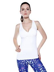 K-Bird®®Yoga Tops Cómodo Alta elasticidad Ropa deportiva Yoga Mujer
