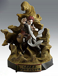 Figures Animé Action Inspiré par Naruto Gaara PVC 21.5 CM Jouets modèle Jouets DIY