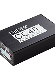 """CC40 4.0 """" Actif Amplificateur 1 pièce Conçu pour Universel"""