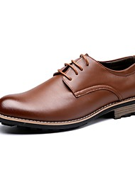 Westland's  Men's Oxfords/Business Style/2017 New Arrival/Leather/Comfort/Simple Dress/Casual/Black/Brown