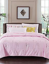 Floral Quilts Material Queen 1pc Bedspread Not Include Pillowcase