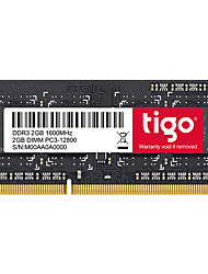 Tigo RAM 2GB DDR3 1600MHz Notebook/Laptop Memory