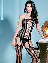 Women Nylon/Spandex Garters & Suspenders/Lace Lingerie/Ultra Sexy Nightwear
