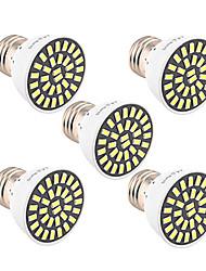7W E26/E27 Spot LED T 32 SMD 5733 500-700 lm Blanc Chaud Blanc Froid Décorative V 1 pièce