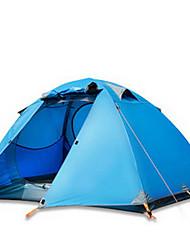 other 2 Personas Tienda Carpa para camping Otro Resistente a la lluvia-Camping-Azul Real