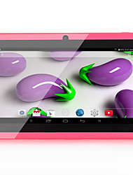 Q887 7 pulgadas Tableta androide (Android 4.4 1024*600 Quad Core 512MB RAM 16GB ROM)