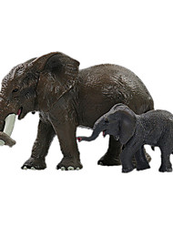 Display Model Elephant Classic & Timeless Chic & Modern Model & Building Toy For Boys For Girls Polycarbonate Plastic