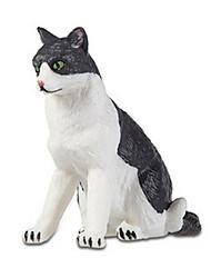 Vorführmodell Katze Klassisch & Zeitlos Chic & Modern Model & Building Toy Für Jungen Für Mädchen Polycarbonat Plastik