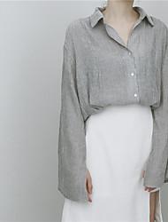 signer lâche pas bon brassard boot-cut texture de tissu perspective creux moitié chemises sport