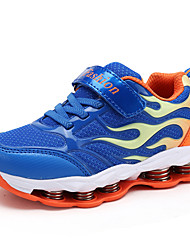 Spring and autumn new single shoes net warm children's shoes spring shoes boys boys big non-slip shock-damping running students casual shoes children'
