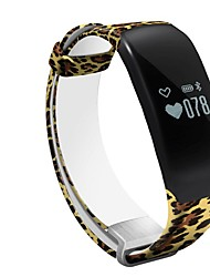 YYH5 Smart Bracelet / Smart Watch / Activity TrackerLong Standby / Pedometers / Heart Rate Monitor / Alarm Clock / Distance Tracking /