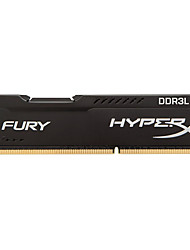 Kingston RAM 8GB DDR3L 1866MHz Desktop Memory Fury HyperX PnP