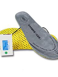 Smart Samt für waschbar einstellbar Erwärmung Einlegesohlen Lade&Einsätze Atmungsaktivität