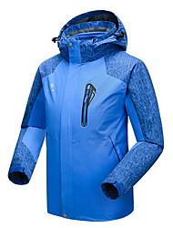 Randonnées Hauts/Tops Unisexe Doublure Polaire Printemps Automne Hiver Bleu M L XL Sport de détente
