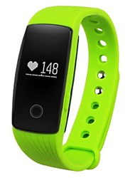 ID107 Smart BraceletWater Resistant/Waterproof Calories Burned Pedometers Health Care Sports Heart Rate Monitor Touch Screen Sleep