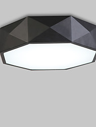 42cm Modern Style Simplicity LED Ceiling Lamp Metal Flush Mount Living Room Bedroom Kids Room light Fixture